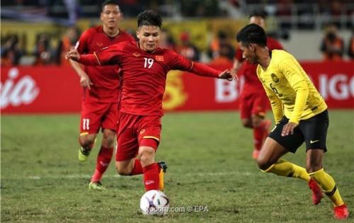 Quang Hải chia sẻ về những pha triệt hạ của Malaysia nhắm vào mình tại chung kết AFF Cup