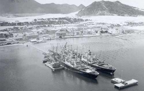 Nhiều năm trước, tàu ngầm Kilo đã từng hiện diện ở Cam Ranh