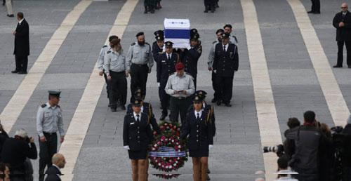 Đã chọn nơi chôn cất cựu Thủ tướng Ariel Sharon