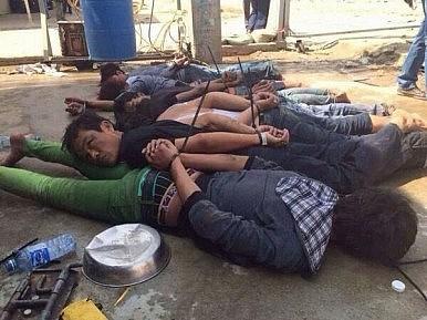 Hàn Quốc tham gia chống biểu tình tại Campuchia?