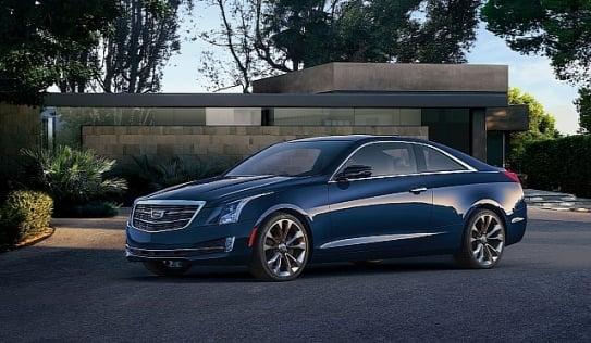 Detroit Auto Show 2014 : Cadillac ATS Coupe : BMW 4 hãy coi chừng