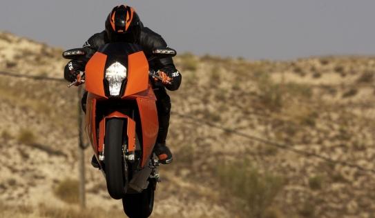 KTM - Thương hiệu mô tô tăng trưởng mạnh mẽ nhất 2013
