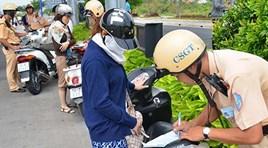 Đề xuất nộp phạt trực tiếp cho Cảnh sát giao thông