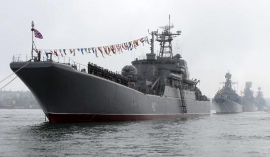 Nga hủy bỏ thỏa thuận về Hạm đội Biển Đen với Ukraine