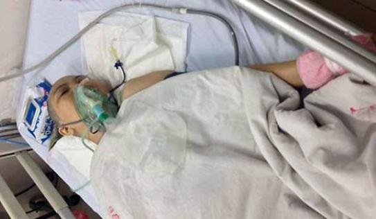 Nạn nhân bị em trai cắt chân trong BV Xanh Pôn đã tử vong