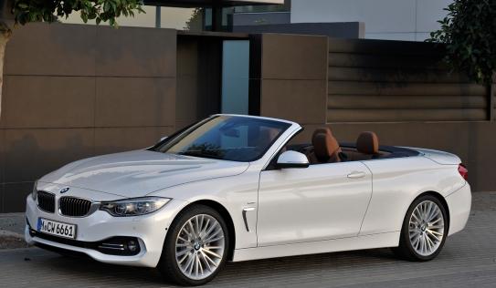 BMW chính thức công bố giá BMW M4 mui trần