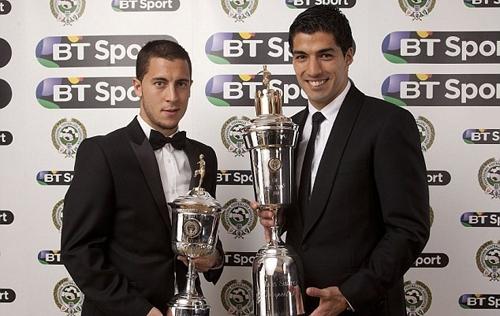 Đội hình hay nhất Ngoại hạng Anh 2013/14: M.U, Arsenal sạch bóng