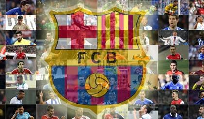 Danh sách 80 cái tên trong cuộc đại phẫu của Barca
