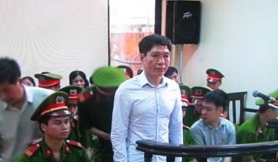 Trước tòa, Dương Tự Trọng khai về tình nhân