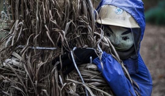 Rùng mình ngôi làng toàn 'người ngoài hành tinh' ở Nhật Bản