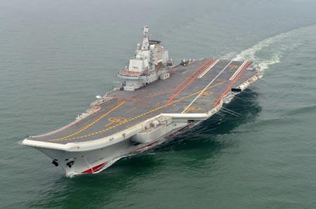 Nga giúp Trung Quốc phát triển hải quân để đối đầu Mỹ