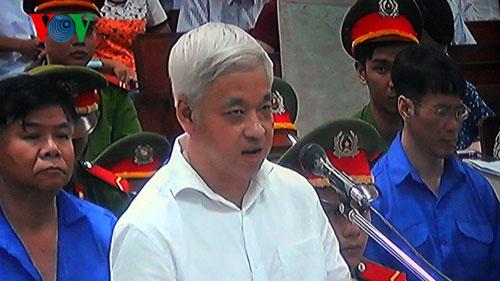 Ông Nguyễn Bá Thanh có mặt quan sát phiên xử 'bầu' Kiên