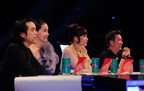 Hiện tượng X-Factor 'bùng nổ' trong đêm Tranh đấu 2