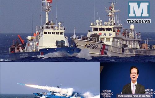 Họp báo quốc tế ở Philippines: Việt Nam thông báo mối đe dọa Trung Quốc