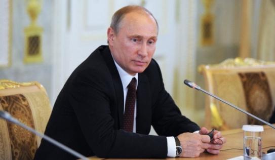 Putin: Nga không có ý định xây dựng liên minh với Trung Quốc