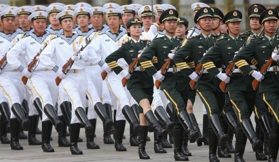 Trung Quốc cải tổ quân đội theo mô hình Mỹ