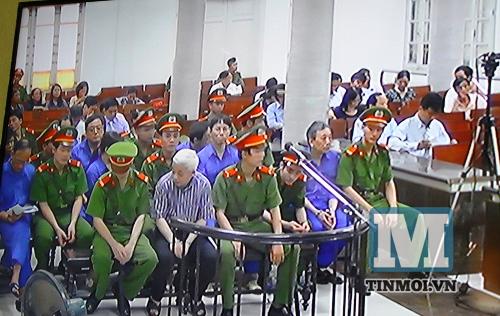 VKS đề nghị phạt bầu Kiên 30 năm tù