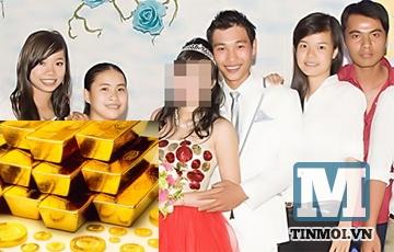 Vụ cô dâu ôm vàng bỏ trốn: Trả lại số vàng cho nhà trai