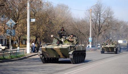 4 quan sát viên quốc tế mất tích bí ẩn tại miền đông Ukraine