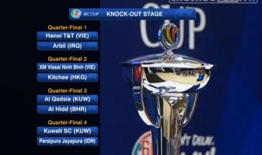 Tứ kết AFC Cup 2014: Hà Nội T&T gặp khó, V.Ninh Bình dễ thở