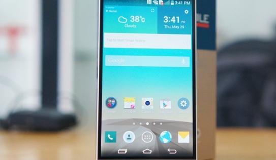 LG G3 đã có mặt ở Việt Nam, giá 17 triệu đồng