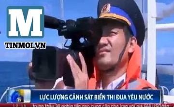 Cảnh sát biển Việt Nam kiên trì đấu tranh với hành động gây hấn của Trung Quốc
