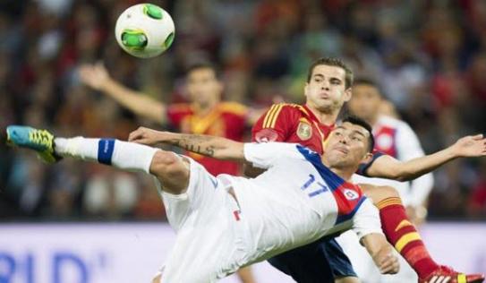 Tỷ lệ kèo, nhận định, dự đoán trận Tây Ban Nha vs Chile - World Cup 2014