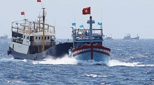 Vụ TQ bắt giữ 6 ngư dân VN: Bộ Ngoại giao VN gặp đại diện Đại sứ quán TQ