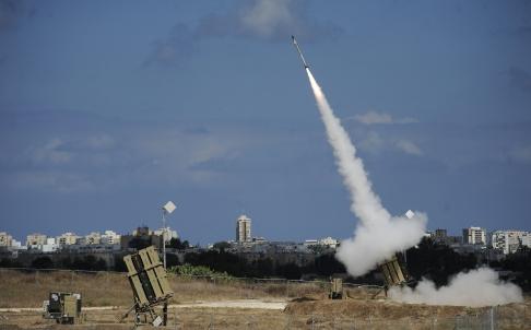 """Tin tặc Trung Quốc đánh cắp dữ liệu lá chắn tên lửa """"Vòm Sắt"""" của Israel"""