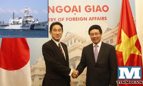 Cung cấp tàu cho Việt Nam, Nhật Bản 'châm ngòi giận giữ' từ TQ