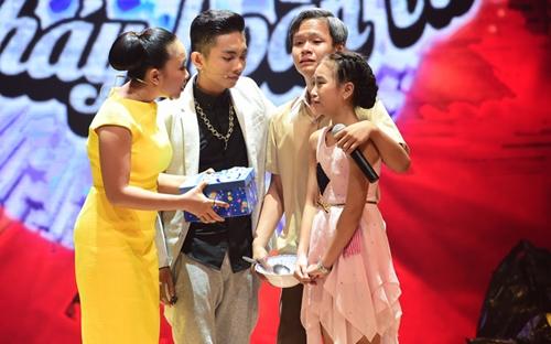 Bước nhảy hoàn vũ nhí 2014: Vòng đối đầu đầy nước mắt
