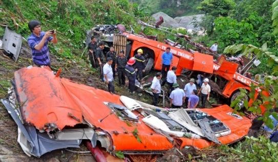 Vụ tai nạn xe khách ở Lào Cai: Hành khách không biết xe chạy sai tuyến