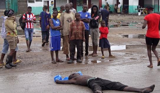Dịch Ebola có thể sẽ xoá sổ đất nước ở Tây Phi