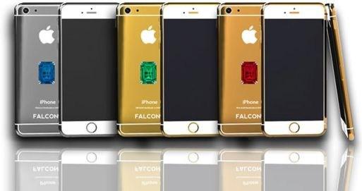 iPhone 6 đắt hơn cả siêu xe đấu giá của Ferrari.