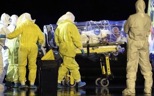 Xác nhận trường hợp đầu tiên nhiễm Ebola ở châu Âu