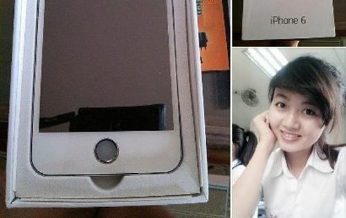 Sự thật việc thiếu nữ xinh đẹp tuyển người yêu tặng kèm iPhone 6