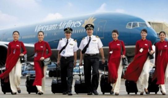 """Lộ """"lương khủng"""" của phi công và tiếp viên Vietnam Airlines"""