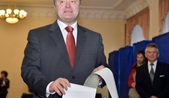 Bầu cử Ukraine: Khối thân phương Tây giành chiến thắng