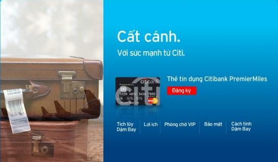 Ưu điểm nổi bật của 4 loại thẻ tín dụng Citibank