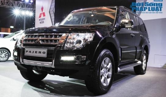 Mitsubishi Pajero 2015 : Xứng danh huyền thoại