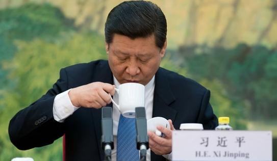 Người Trung Quốc đổ xô đi mua vật dụng ăn theo Tập Cận Bình