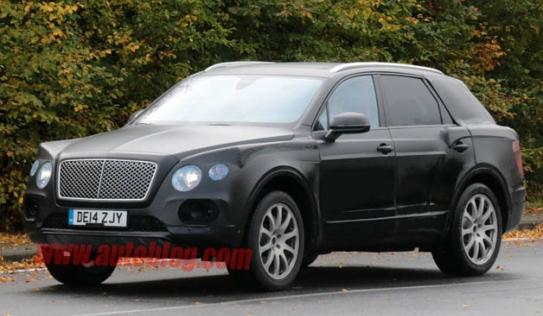 Bentley Bentayga : Chiếc SUV hạng sang của Bentley
