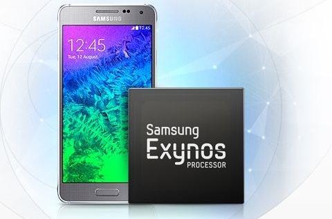 Note 5 sẽ lắp chip Exynos tích hợp đồ họa của Samsung