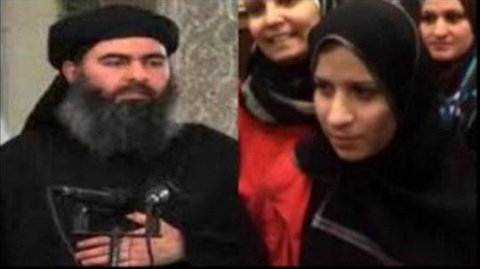 Bí ẩn quanh người phụ nữ được cho là vợ trùm khủng bố IS