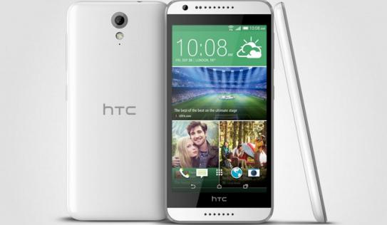 HTC Desire 620 sẽ bán ra ở châu Âu giá 279 Euro