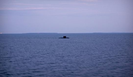 Tàu ngầm hạt nhân tuyệt mật của Nga bị lộ trên tạp chí xe hơi