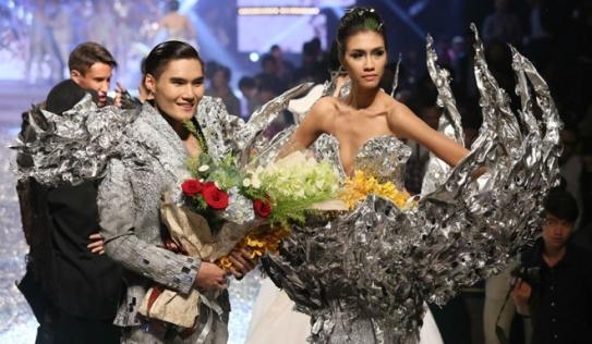 VN Next Top Model: Cặp đôi đăng quang gây sóng cư dân mạng