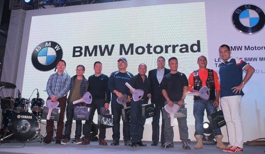 BMW chính thức gia nhập thị trường motor Việt Nam