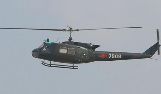 Máy bay quân sự UH1 rơi tại TP.HCM, 4 chiến sĩ hy sinh (cập nhật)