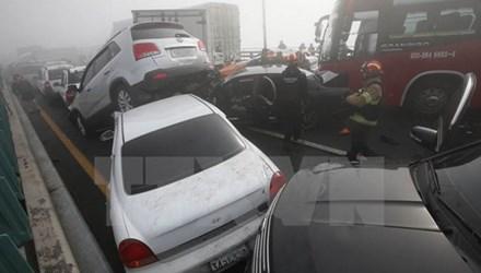 Danh tính 2 nạn nhân người Việt trong vụ đâm xe tại Incheon